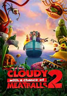 Cloudy with a Chance of Meatballs 2 (2D)