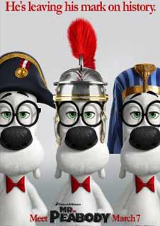 Mr. Peabody & Sherman 2D