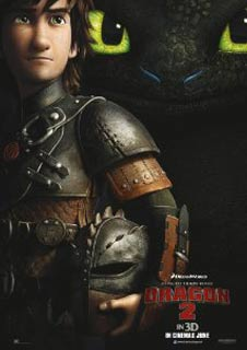 How to Train Your Dragon 2 (2D)