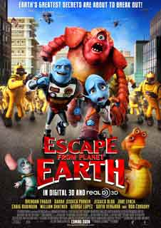 Escape from Planet Earth 2D