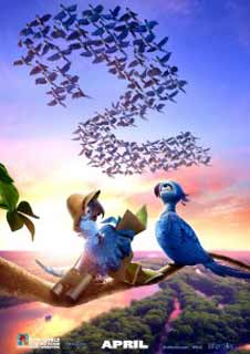 Autism Friendly: Rio 2 (2D)