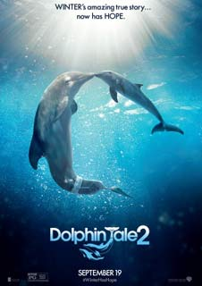 Dolphin Tale 2 2D