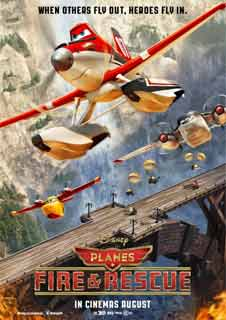 Planes: Fire and Rescue 3D