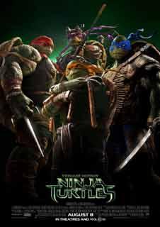 Teenage Mutant Ninja Turtles 2D