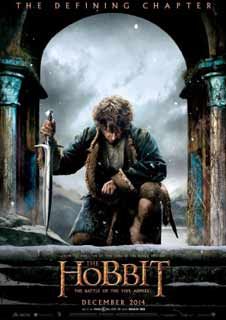The Hobbit: The Battle of the Five Armies 3D HFR