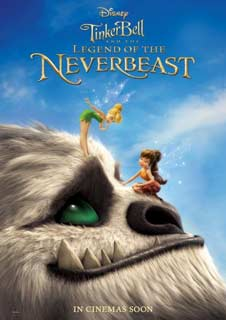 Autism Friendly: Tinkerbell & The Legend of the Neverbeast