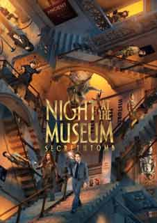 Night At The Museum: Secret Of The Tomb 4K
