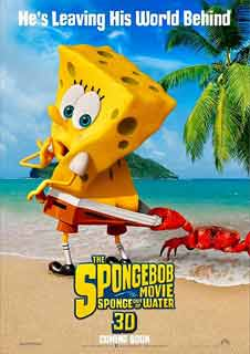 SpongeBob SquarePants: Sponge Out of Water 3D