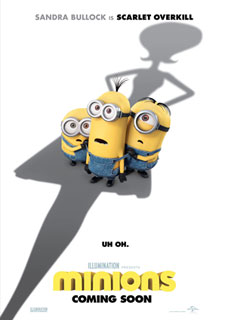 Minions 3D