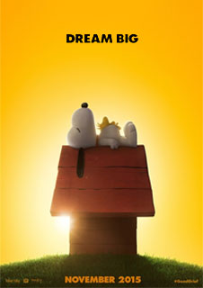 Snoopy and Charlie Brown: The Peanuts Movie 3D