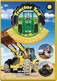 Tractor Ted: Diggers and Dumpers