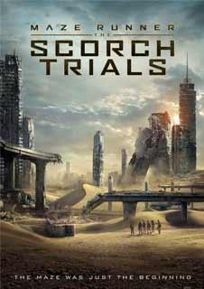 Maze Runner: The Scorch Trials 3D