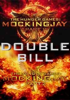 The Hunger Games: Mockingjay Part 1 & Part 2 2D (Double Bill)