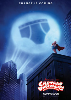 Captain Underpants: The First Epic Movie 2D
