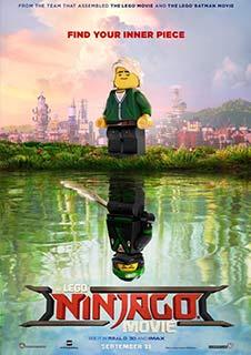 The LEGO Ninjago Movie 2D