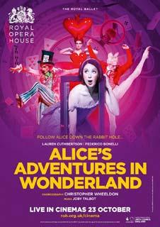 Royal Ballet: Alice's Adventures in Wonderland (Live)