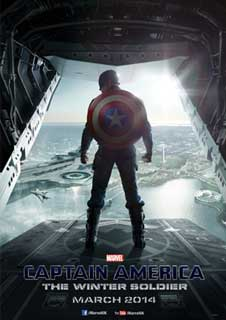 Captain America: The Winter Soldier 2D