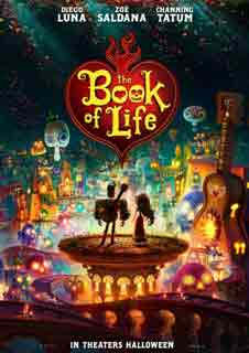The Book of Life 3D