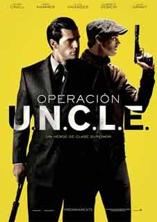 OPERACION U.N.C.L.E.