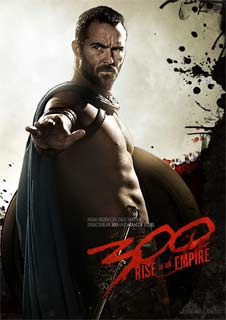 300: Rise of an Empire 2D