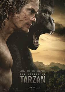 The Legend of Tarzan 2D