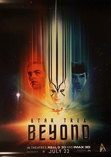 Star Trek Beyond 2D