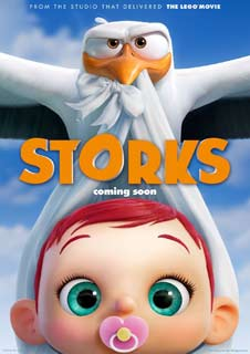 Storks 2D