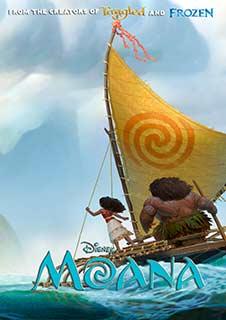 Moana 3D