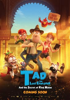 Tad the Lost Explorer and the Secret of King Midas�