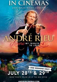 Andre Rieu's 2018 Maastricht Concert
