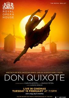Royal Ballet: Don Quixote (2019)