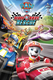 Paw Patrol: Ready, Race, Rescue
